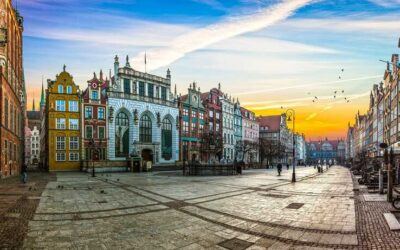 Weekend i Gdansk