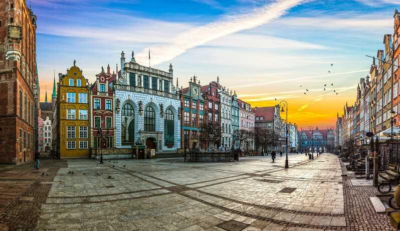 Weekend i Gdansk