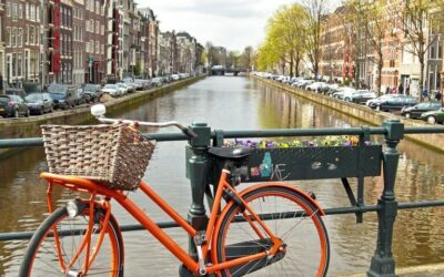 Weekend i Amsterdam