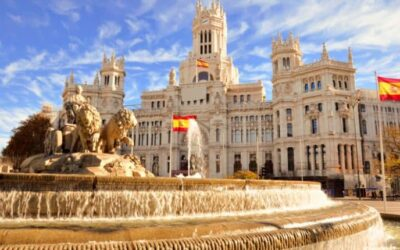 Weekend i den spanska huvudstaden
