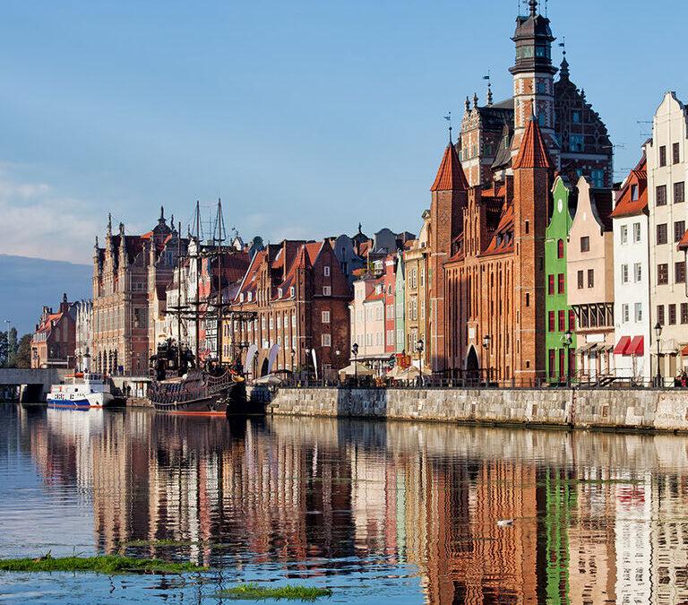 10-nätterskryssning i Östersjön 14-24 augusti 2021