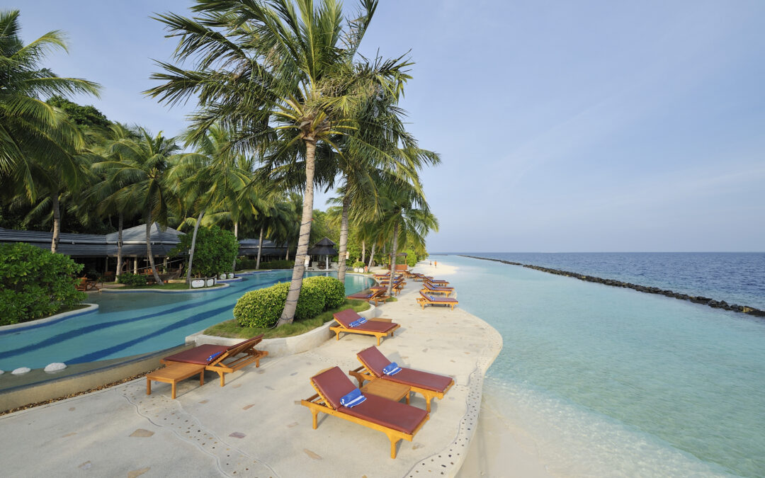 Maldiverna –  ett paradis