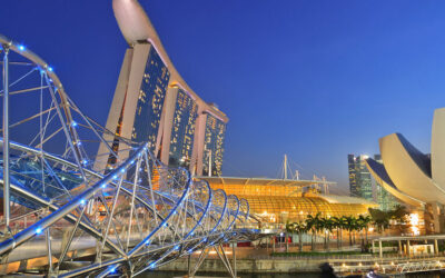 Singapore till Sydney inkl 17 nätters kryssning 4-25/12 2021
