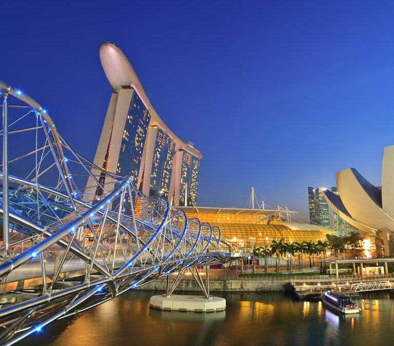 Singapore till Sydney 4 -25/12 2021 inkl 17 nätters kryssning