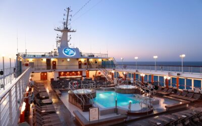 Kryssa från Kapstaden med Azamara cruises!