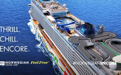 Kryssa mellan Miami-San Fransisco 15/4-7/5 2022
