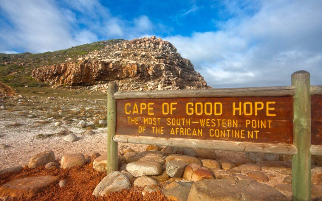 Följ med Anna till Kapstaden!